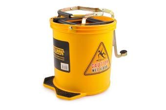 Pullman Mop Bucket (16L)  Yellow