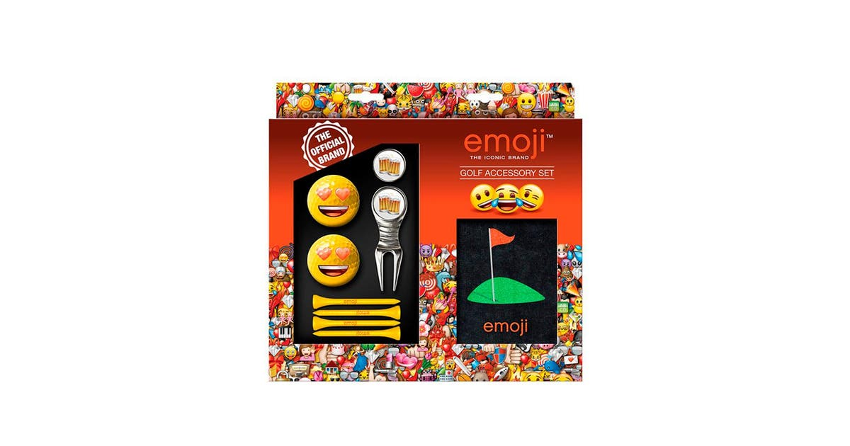 Dick Smith Emoji Golf Accessory Set Love Beer Golf Other Golf Accessories The peach emoji is great for flirting and all, but the avocado has it beat for smoother sweet talk. dick smith