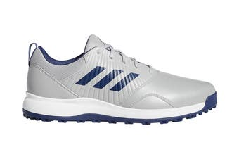 Adidas CP Traxion SL Golf Shoes - Grey Two/Tech Ink -  Mens Synthetic