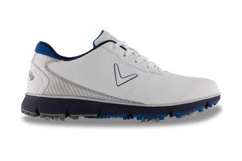 Callaway Balboa TRX Golf Shoes - White/Navy