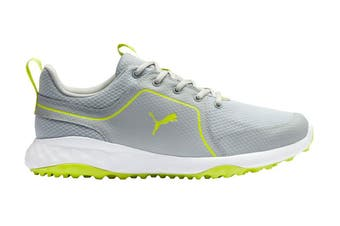 Puma Grip Fusion Sport 2.0 Golf Shoes - Limestone -  Mens Synthetic
