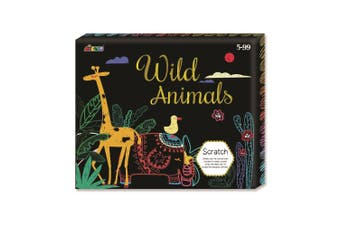 Avenir - Scratch - Wild Animals Box Set - Default