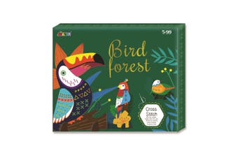 Avenir - Cross Stitch - Bird Forest Box Set - Default