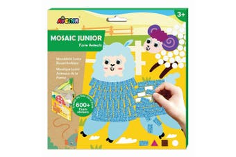 Avenir - Mosaic Junior - Farm Animals - Default