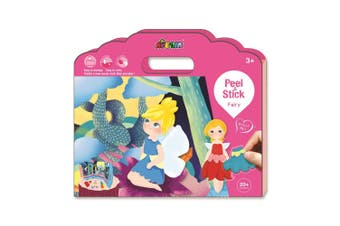Avenir - Peel and Stick - Fairy Play Set - Default