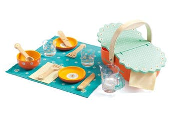Djeco - My Picnic Set Role Play - Default