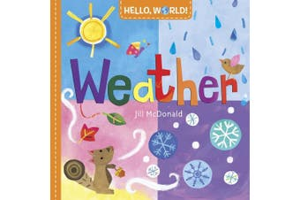 Books - Hello, World! Weather