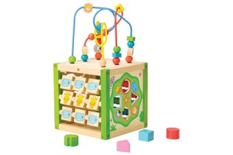 EverEarth - My First Multi - Play Activity Cube - Default