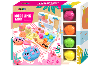 Avenir - Modelling Sand - Cooking Set - Default