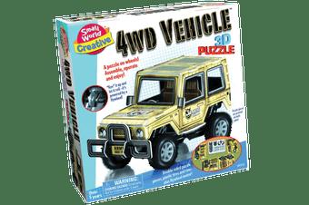 4WD VEHICLE PUZZLE