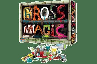 GROSS MAGIC 2018