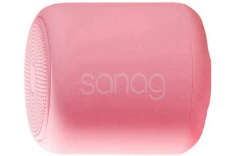 Portable Wireless Bluetooth Speakers with Loud HD Sound and Rich Bass,Handsfree Call,TF Card Support,Built-in-Mic,for Tablets,Phones,Computer -Pink