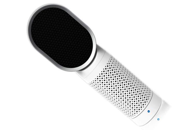 Desktop Air Cleaner With True Hepa Filter Portable Air Purifier Odor Allergies Eliminator For Smoke Dust Bedroom Home Office And Pets Matt Blatt