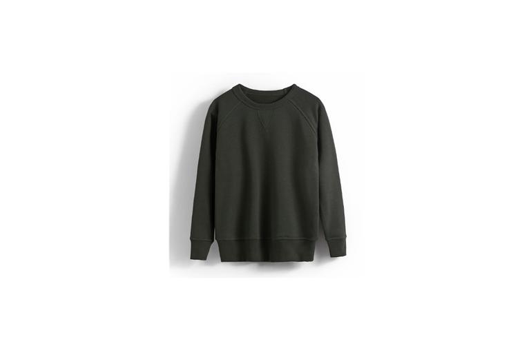 Toddler Baby Crewneck T Shirt Pullovers Sweatshirt Tops Long Sleeve for Kids  120cm