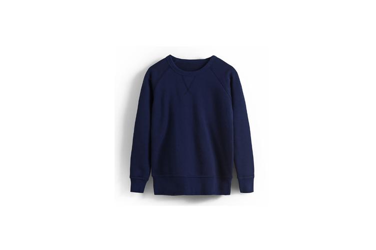 Toddler Baby Crewneck T Shirt Pullovers Sweatshirt Tops Long Sleeve for Kids  110cm