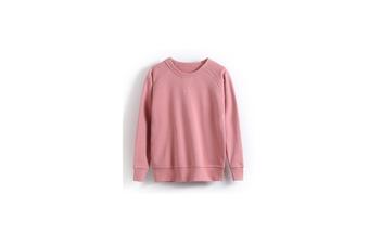 Toddler Baby Crewneck T Shirt Pullovers Sweatshirt Tops Long Sleeve for Kids  140cm