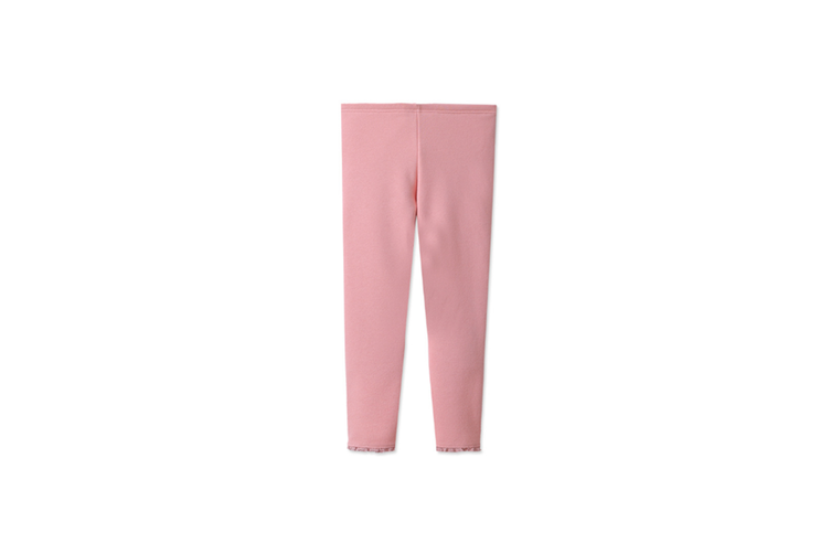Girls Warm Stretch Leggings Tights Kids Pants Children Trousers  120cm