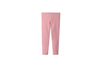 Girls Warm Stretch Leggings Tights Kids Pants Children Trousers  150cm