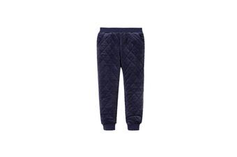Winter Baby Pants Children Plus Thick Velvet Pants Casual Trousers  110cm