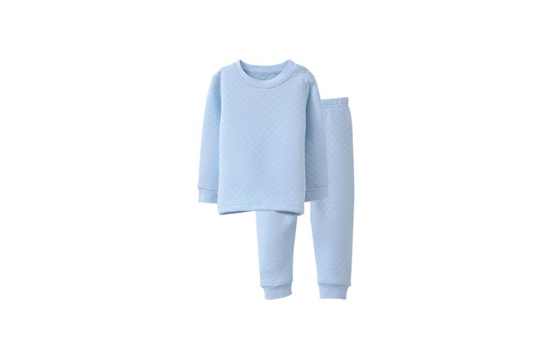 Baby Boys Girls Cotton Clothing Set Pajama Set Long Pants Outfit  90cm