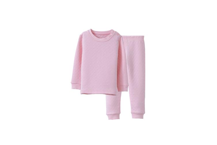 Baby Boys Girls Cotton Clothing Set Pajama Set Long Pants Outfit  80cm