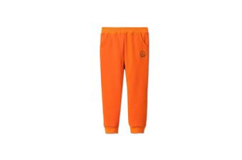 Autumn Winter Baby Pants Children Plus Thick Velvet Pants Kids Warm Pants  110cm