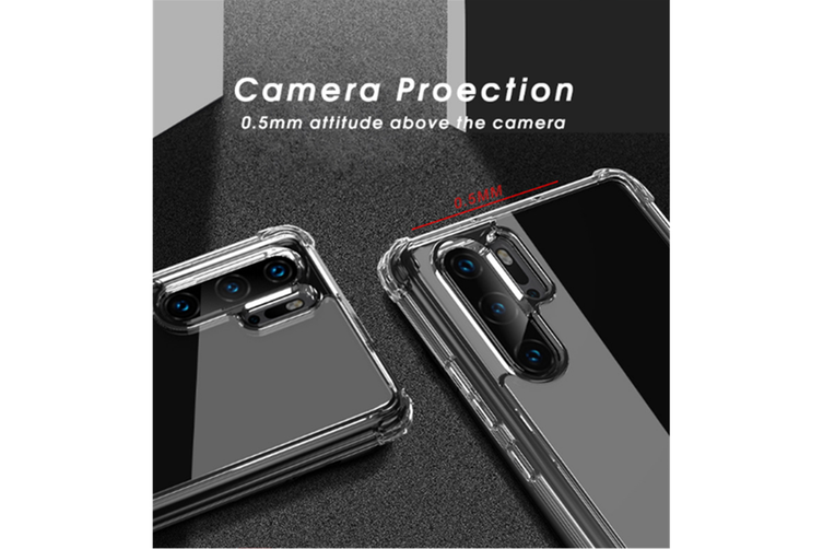 Phone Case Compatible With Huawei P30 Shockproof Protective Cover  Huawei P30