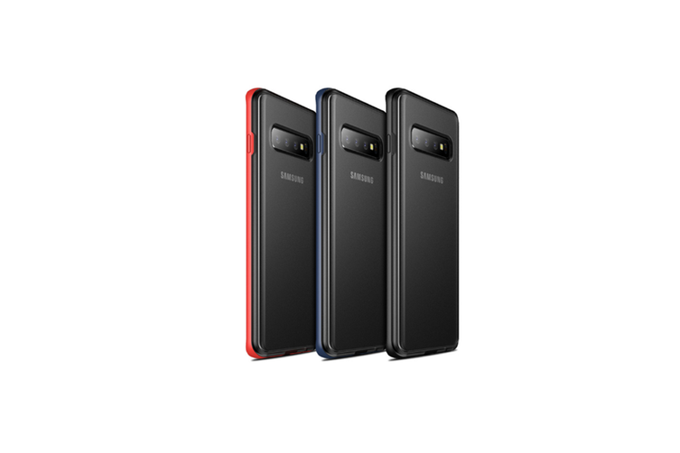 Phone Case Compatible With Samsung Galaxy S10 Case Shockproof Protective Cover  Samsung s10 plus