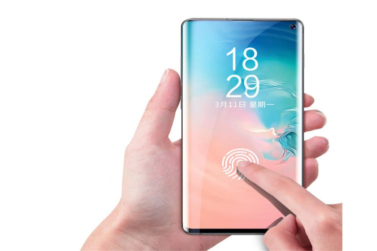 Suitable for Samsung S10 Hot Bending Film Mobile Phone Tempered Glass Film Samsung s10