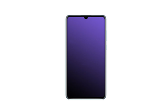Applicable to Huawei P30 Full Screen Silk Printing Purple Light Tempered Glass Film Huawei p30