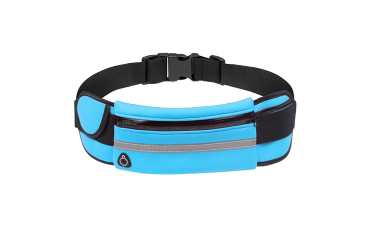 Sports Bodypack Running Bodypack Waterproof  SKY BLUE