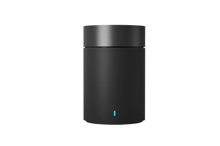 Bluetooth Speaker Audio Wireless Mini Portable Audio  BLACK