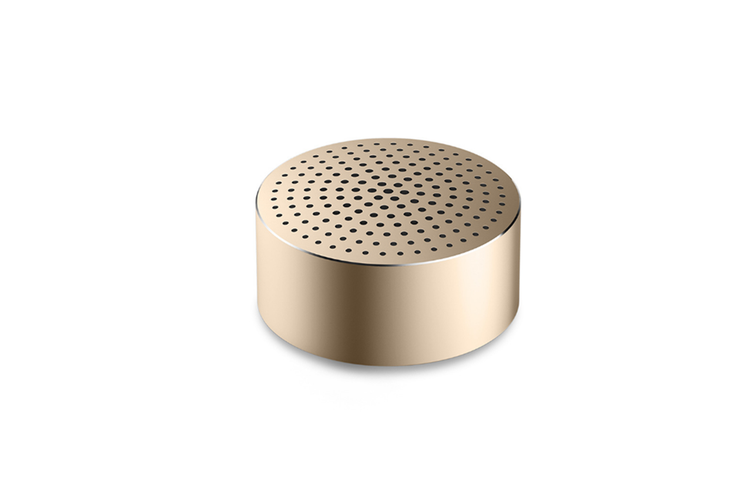 Bluetooth Speaker Portable Edition Intelligent Speaker  GOLD