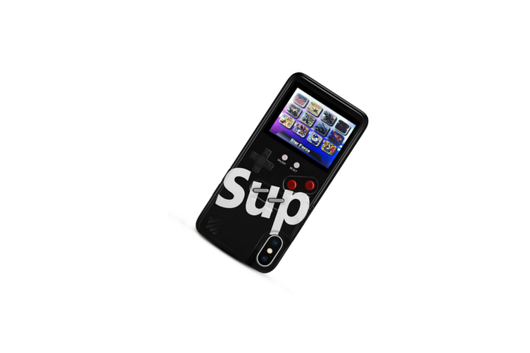 Mobile Phone Case of Color Screen Game Console  iphone6p 7p 8p