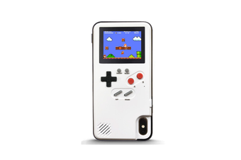 Mobile Phone Case of Color Screen Game Console  iphone XS MAX