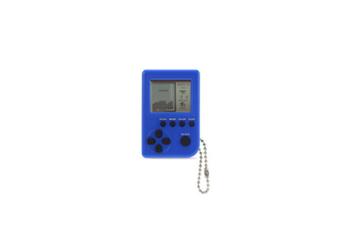 Super Mini Retro Tetris Game Console Keychain Decoration Pendant  3