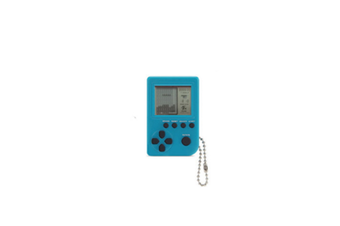 Super Mini Retro Tetris Game Console Keychain Decoration Pendant  4