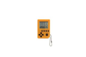 Super Mini Retro Tetris Game Console Keychain Decoration Pendant  5