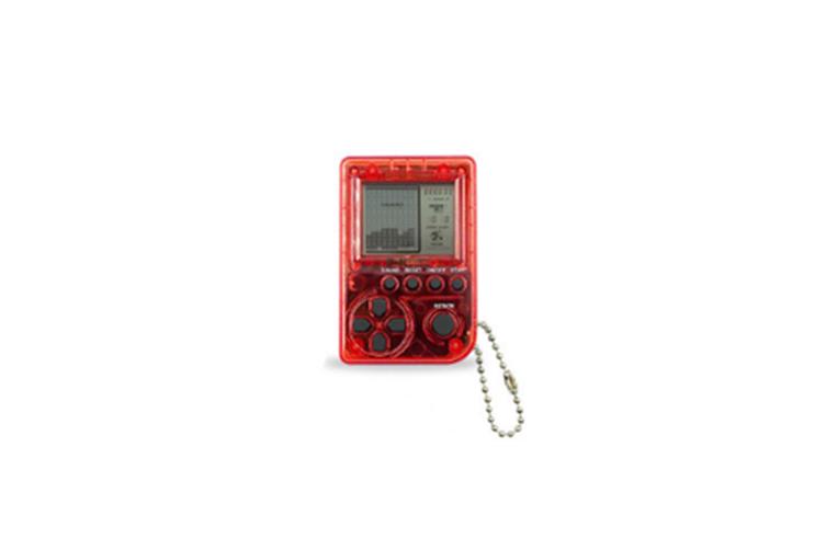 Super Mini Retro Tetris Game Console Keychain Decoration Pendant  8