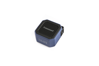Outdoor Wireless Bluetooth Speaker IPX7 Waterproof and Long Standby Audio  BLUE