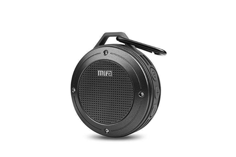 F10 Wireless Bluetooth Mini Portable Speaker  GREY