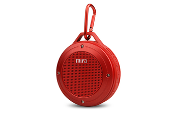 F10 Wireless Bluetooth Mini Portable Speaker  RED