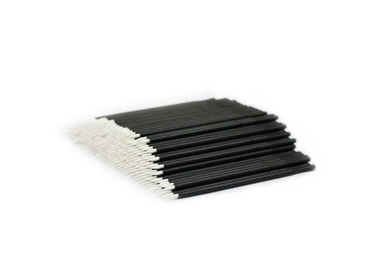 50PCS Disposable eyelash and eyebrow brush spiral wire eyelash curling brush  50PCS