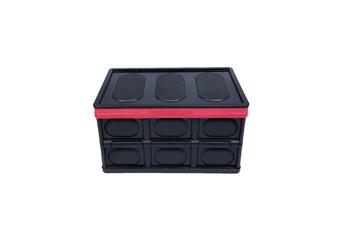Car Storage Box Folding Receiving Box for Car Backup Box  55L
