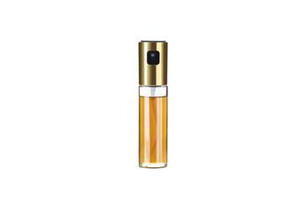 Oil and Vinegar Spray Bottle ABS Oil Spray Pot Barbecue Oil Pot Cruet  GOLD
