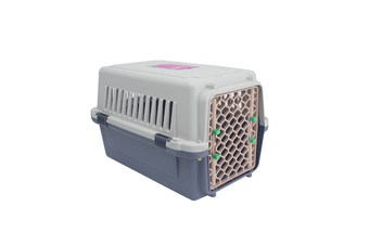 Cat Airbox Portable Out Pet Transport Shipping Box Cat Suitcase CT0717