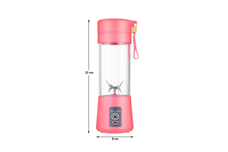 Portable Juice Press Multi Four leaves