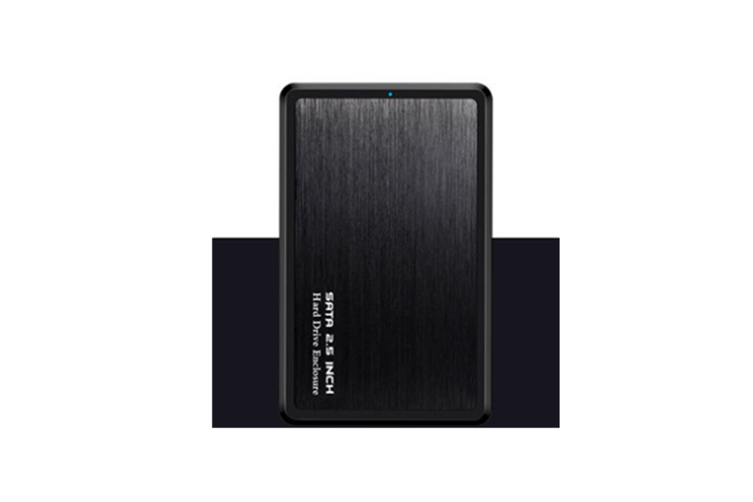 Mobile Hard Disk Box USB3.0 Laptop Hard Disk Box SSD Hard Disk Box  BLACK