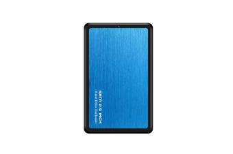 Mobile Hard Disk Box USB3.0 Laptop Hard Disk Box SSD Hard Disk Box  BLUE