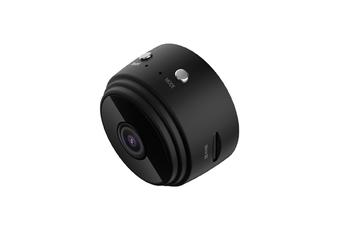 High Definition 1080P Small Camera WiFi Wireless Camera  BLACK